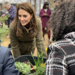 The Duchess talks about gardening