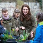 The Duchess plants containers at  King Henry's Walk Garden in Islington / Photo copyright RHS / Suzanne Plunkett